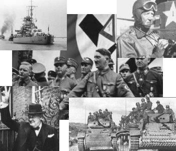 'Segunda Guerra Mundial'