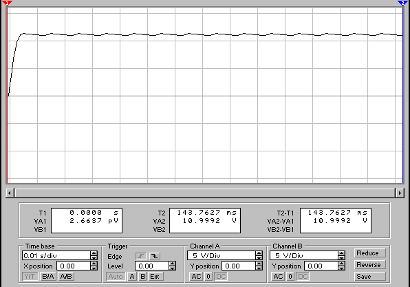 Análisis de un rectificador monofásico en puente