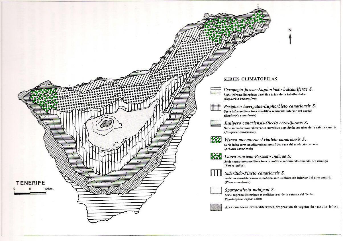 'Alteraciones ambientales en Canarias'