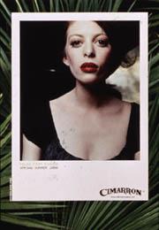 Campaña publicitaria de Cimarrón