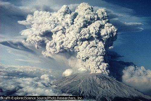 'Volcanes y Terremotos'