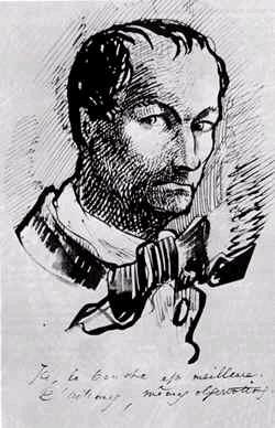 'Charles Baudelaire y las mujeres'