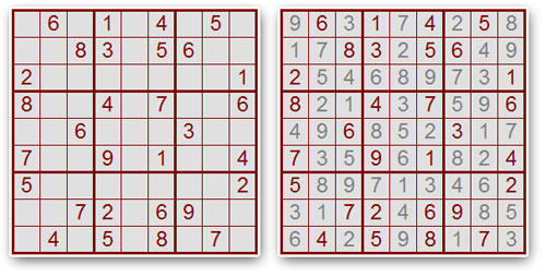 'Sudoku'