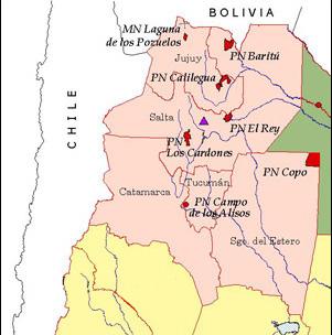 'Geograf�a Argentina'