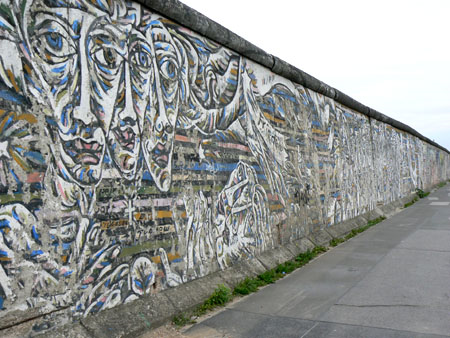 'Muro de Berl�n'