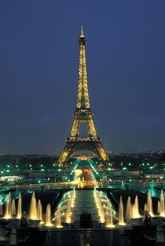 'Torre Eiffel; Gustave Eiffel'