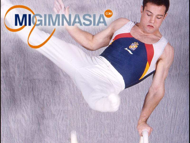 'Síndrome ulnar distal en un gimnasta'