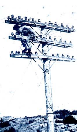 'Historia de las telecomunicaciones'