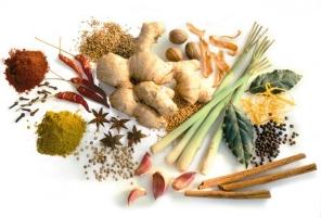 'Hierbas aromáticas y hortalizas'