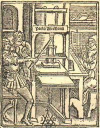 Imprenta y sus orígenes