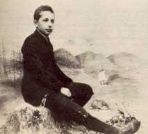 'Albert Einstein'