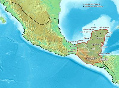 'Pueblos precolombinos en América'