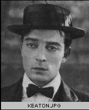 El maquinista de la General o La Generala; Buster Keaton