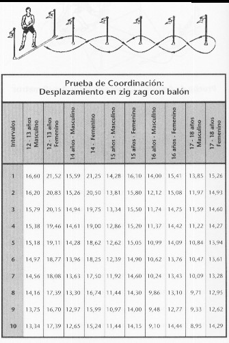 'Capacidades coordinativas'