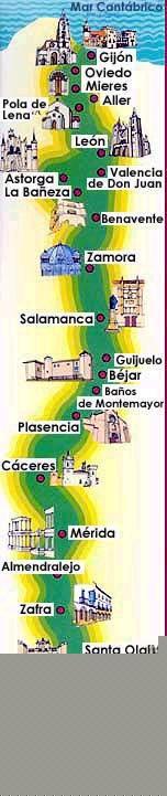 'Vía de la Plata'