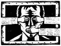 'Los derechos humanos: violación de la libertad de expresión en la prensa chilena'