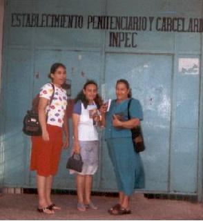 'Voluntarios en la Cárcel de Riohacha'