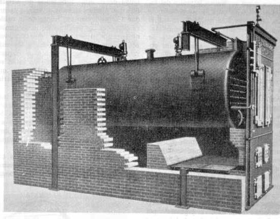 'Instalación de calderas'