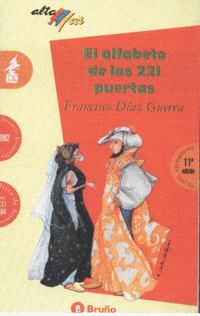 'El alfabeto de las 221 puertas; Francisco Díaz Guerra'