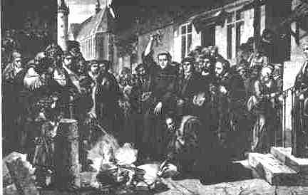 Protestantismo: Lutero, Calvino y Enrique VIII