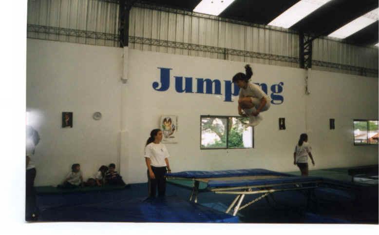 Gimnasia acrobática