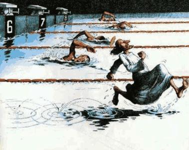 'Fundamentos de las habilidades acuáticas en la Tercera Edad'