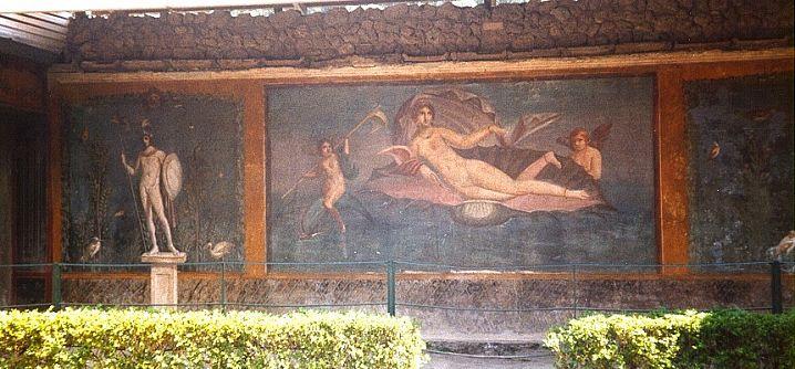 'Casas de Pompeya'