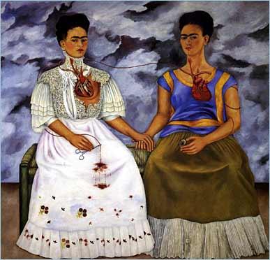 'Frida Kahlo; Julie Taymor'