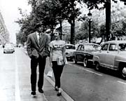 'Al final de la escapada; Jean-Luc Godard'