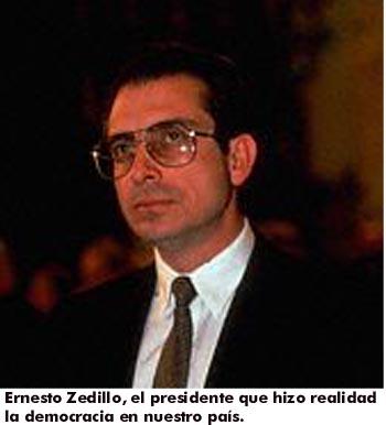 'De López Mateos a Vicente Fox'
