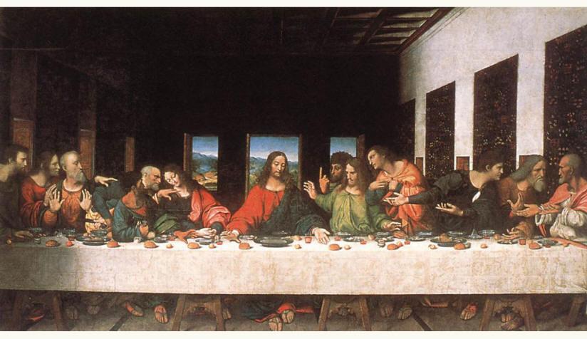 '�ltima cena'