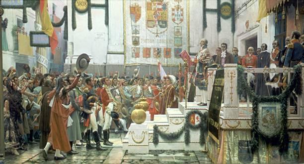 'Constitución 1812'