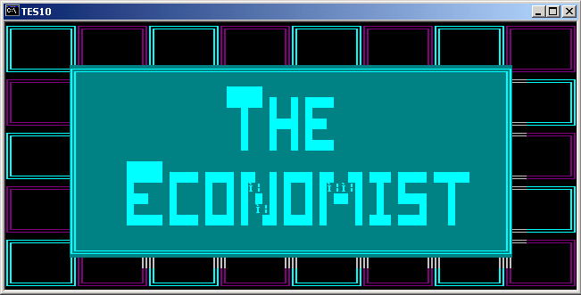 'The economist system'