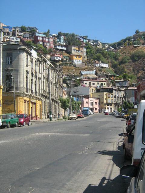 'Avenida de Francia (Chile)'