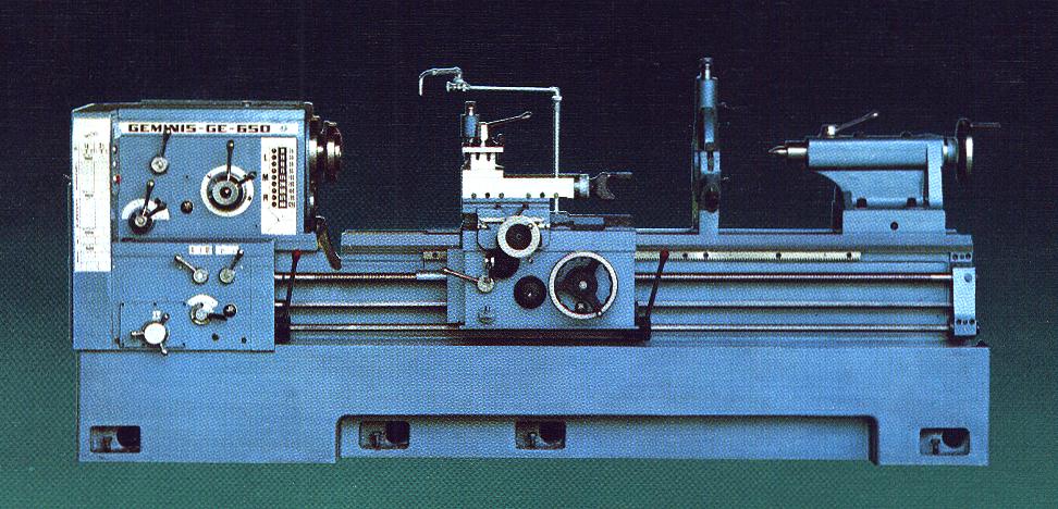 'La máquina-herramienta'