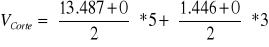 'Cálculo de volúmenes'