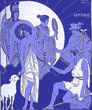 Héroes y dioses griegos