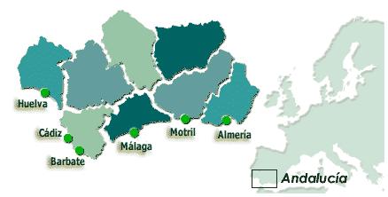 'Saturación urbanística en Andalucía'